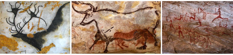 Lascaux Paleolithic Cave Paintings