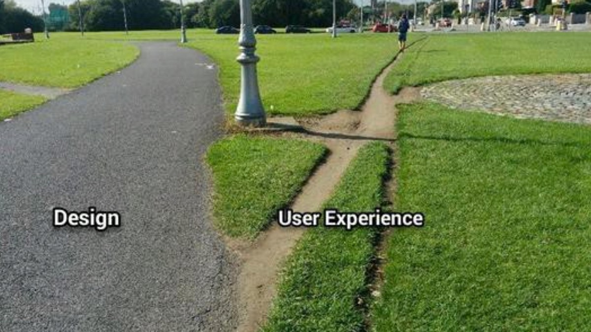 Real life user experience