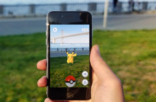 Pokémon Go: one of the most popular applications of AR