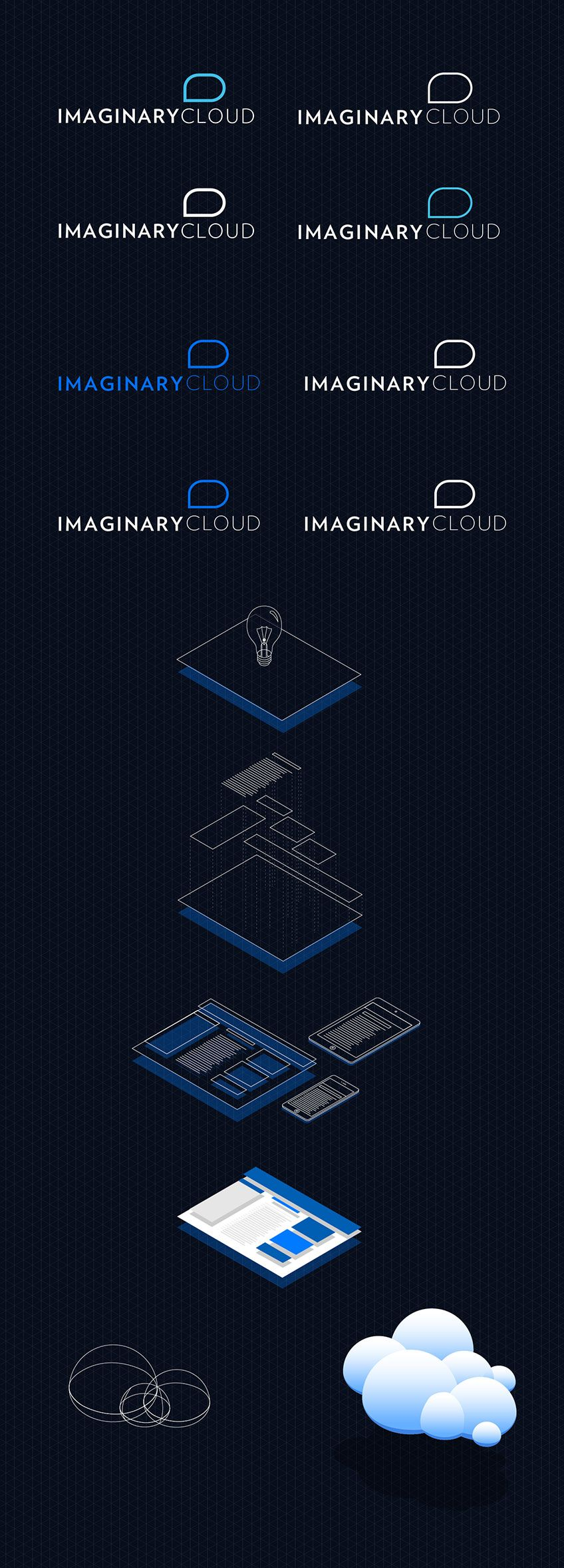 IMAGINARY CLOUD MOCK UPS