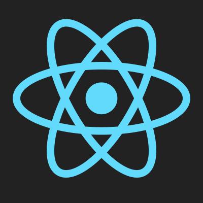 React - Official logo