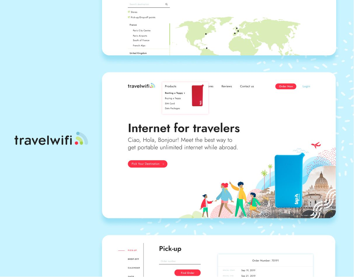 TravelWifi Project | Case Study